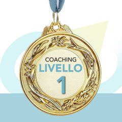 COACHING |GOLD| 1 Anno