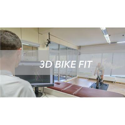 3D CLINICAL BIKE FIT